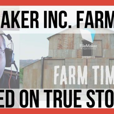 FileMaker Inc. Commercial - Farm Time